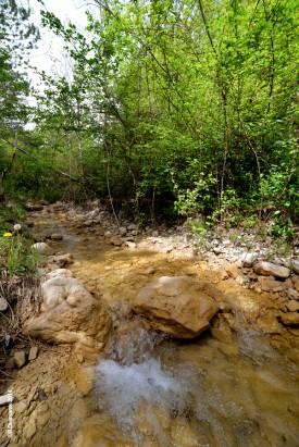 Le ruisseau Beauyafin